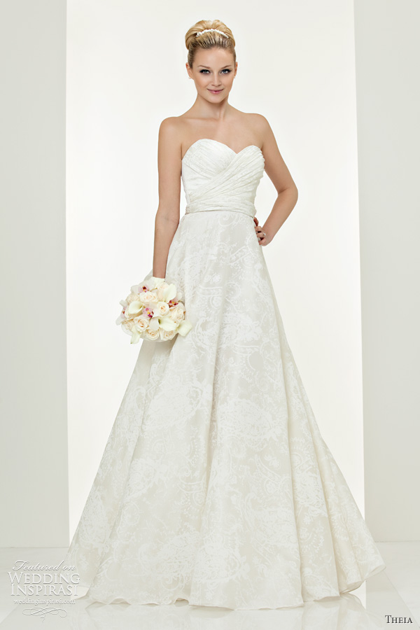 theia wedding gowns fall 2011