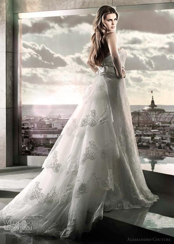 مجموعة كبيرة من  فساتين الزفاف الفرنسيه 2012 _2013 روعة وصور غاية فى الجمال Alessandro-bridal-2012