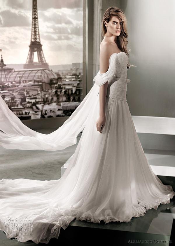 مجموعة كبيرة من  فساتين الزفاف الفرنسيه 2012 _2013 روعة وصور غاية فى الجمال Alessandro-couture-wedding-dress-2012