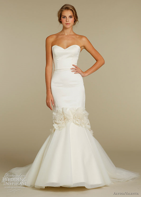 Alvina Valenta Wedding Dresses Spring 2012 Wedding Inspirasi