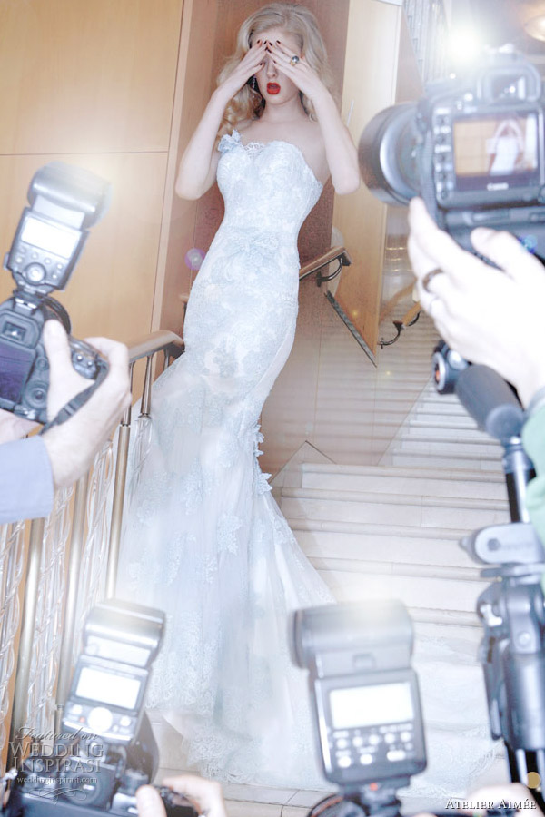 atelier aimee 2012 red carpet bride