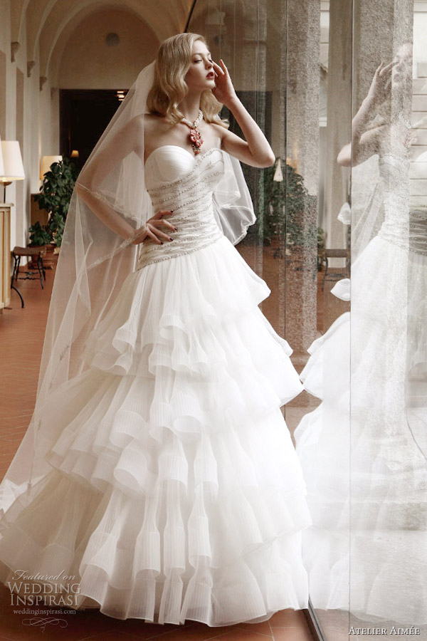 atelier aimee wedding dress 2012
