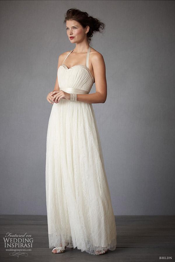 Silk Charmeuse Wedding Dress 76 New bhldn wedding dresses kayleigh