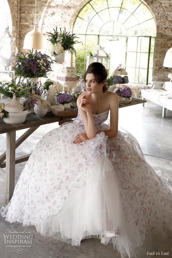 eme di eme wedding dress 2012