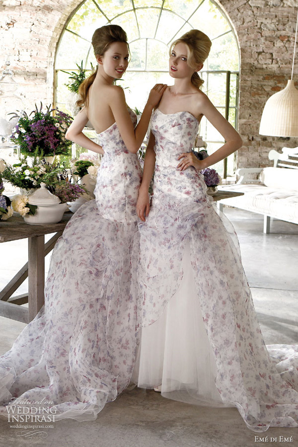 eme di eme wedding dress spring 2012