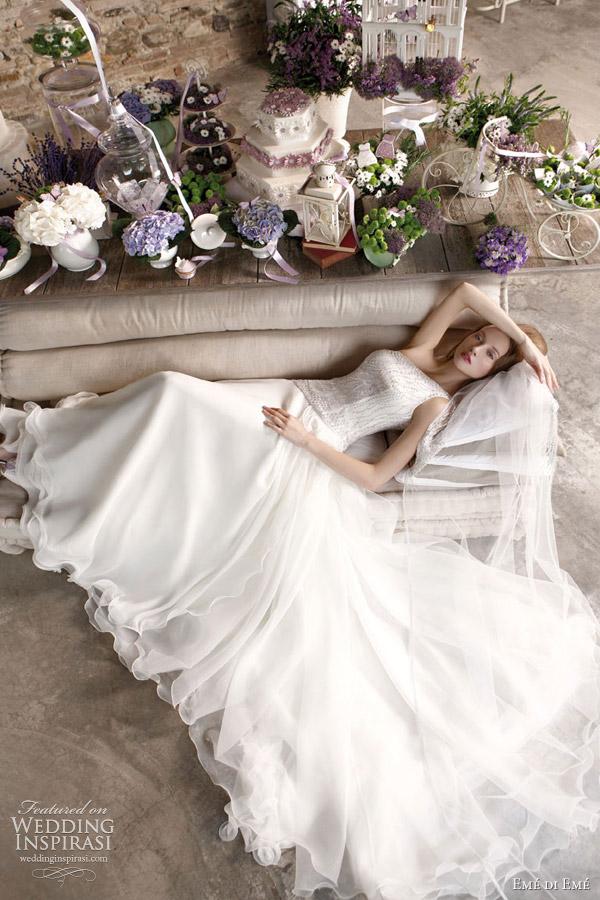eme di eme wedding dress