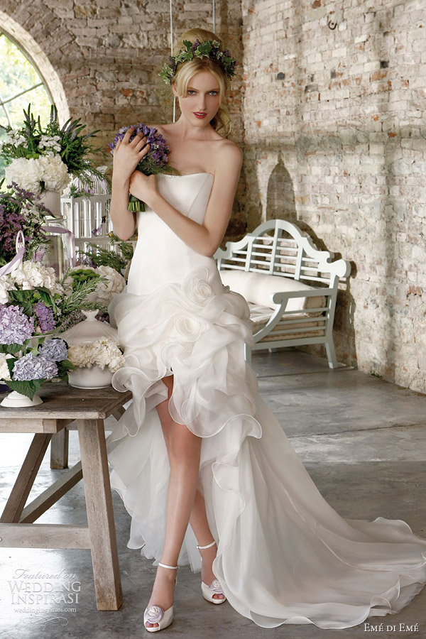 eme di eme wedding dresses 2012