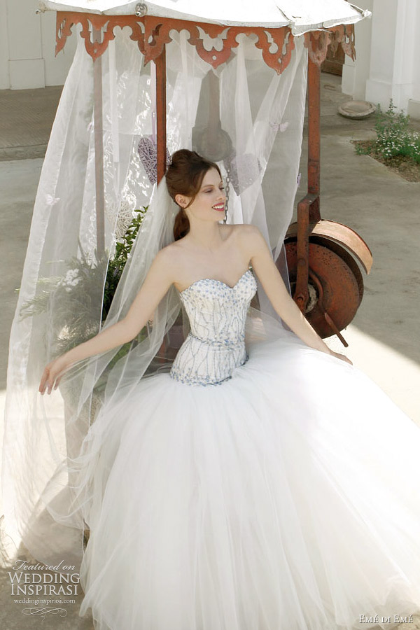 eme di eme wedding dresses