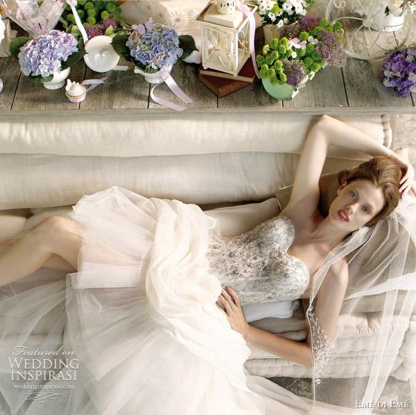 eme di eme wedding gowns 2012
