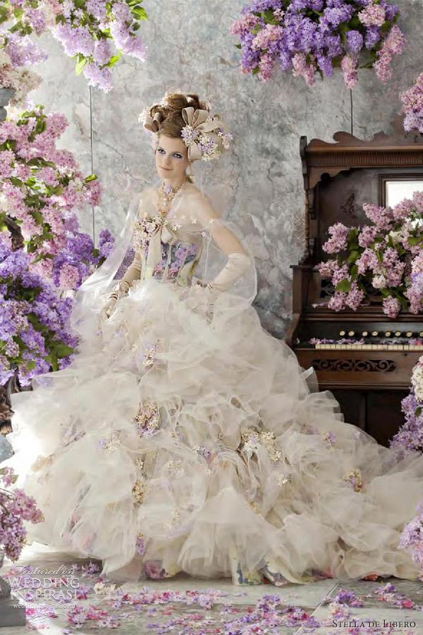 Stella De Libero Wedding Dresses The Lilac Bridal