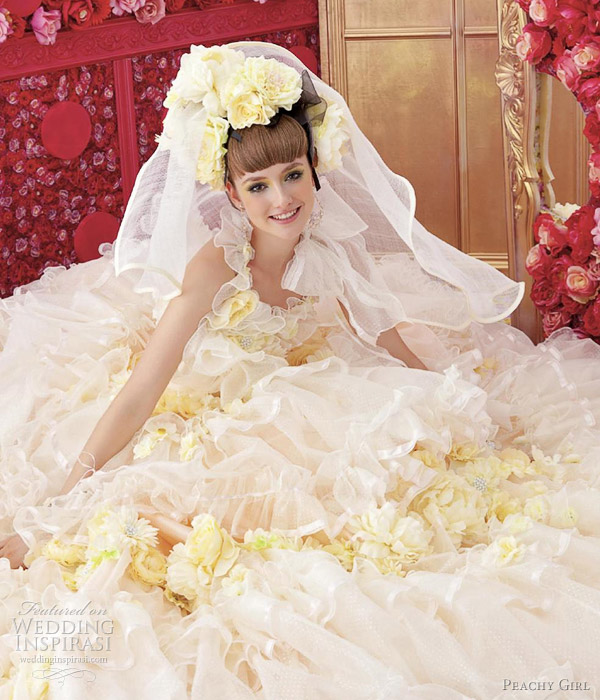 Incredible Girls Wedding Dress 600 x 700 · 129 kB · jpeg