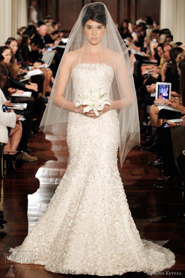 Romona Keveza Couture Bridal