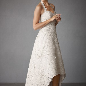sculpted dream gown bhldn wedding dress