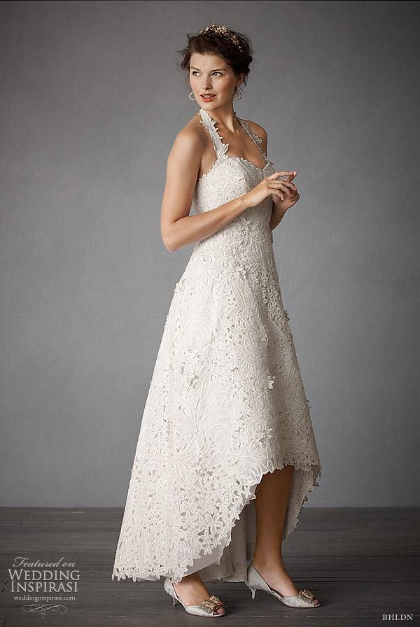 sculpted dream gown bhldn wedding dress