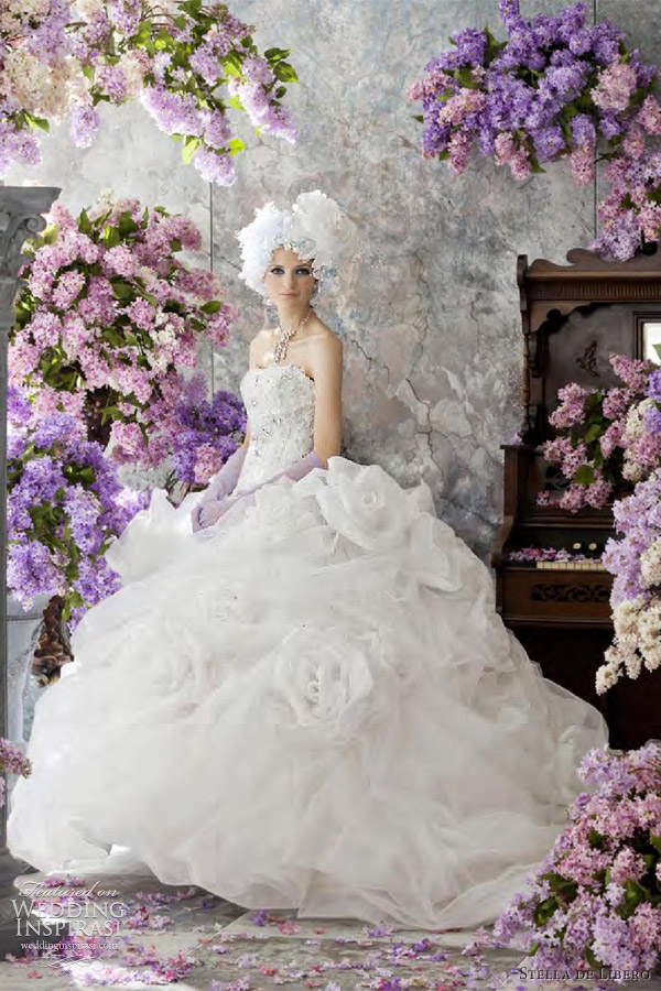 Stella De Libero Wedding Dresses The Lilac Bridal