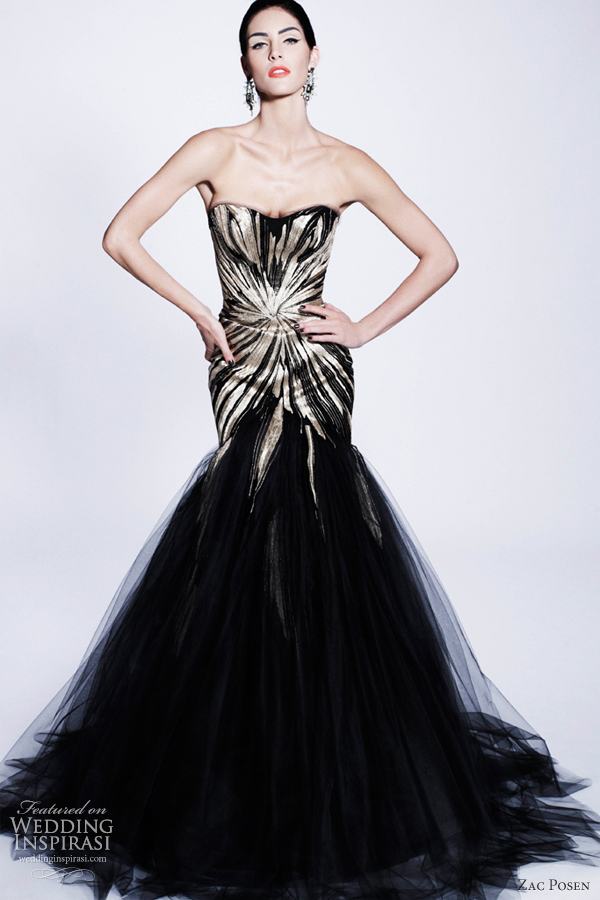 Zac Posen Pre Fall 2012 Ready To Wear Wedding Inspirasi