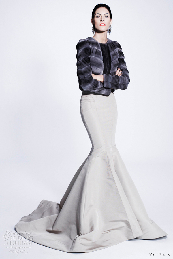 zac posen pre fall 2012 collection