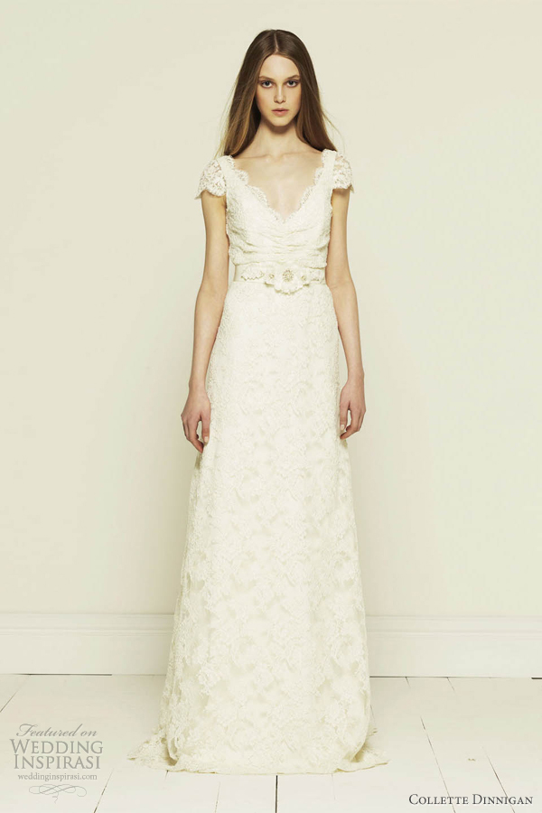 Collette Dinnigan Wedding Dresses 2012 — Princess Diaries ...