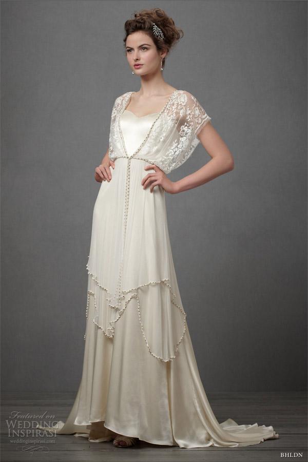 bhldn wedding dresses spring 2012 wedding inspirasi