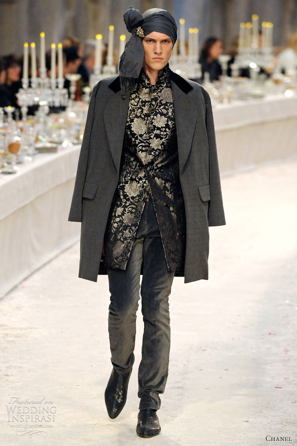 chanel men pre fall 2012