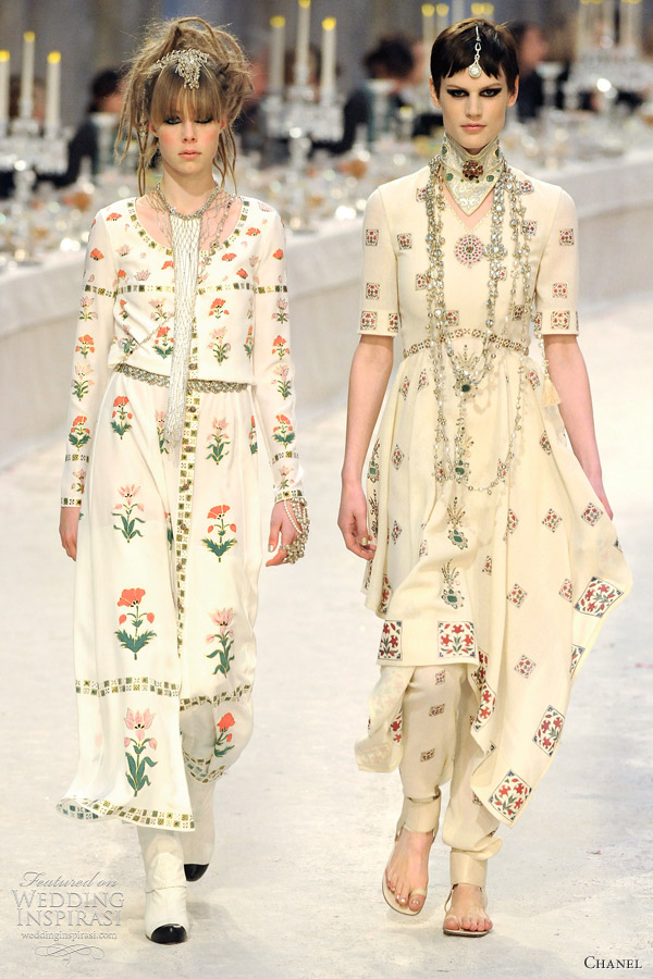 chanel paris bombay 2012 collection