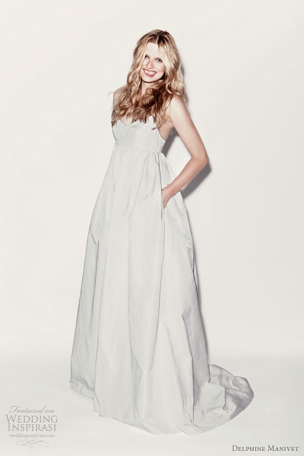delphine manivet bridal gowns spring 2012