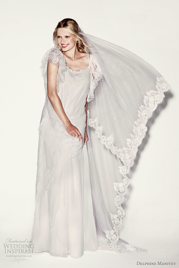 delphine manivet wedding gowns 2012 collection