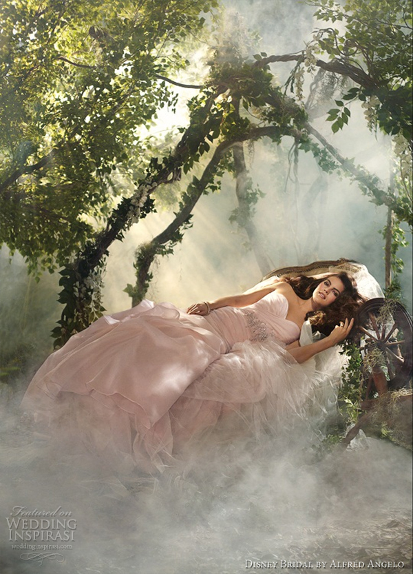 disney bridal alfred angelo sleeping beauty wedding dresses 2012