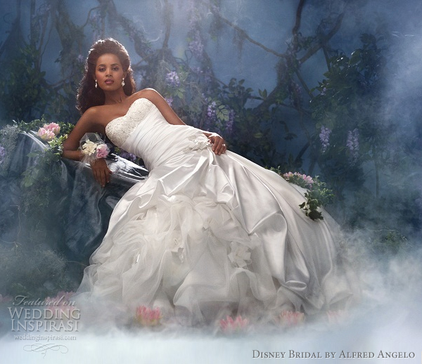 disney fairytale weddings alfred angelo 2012