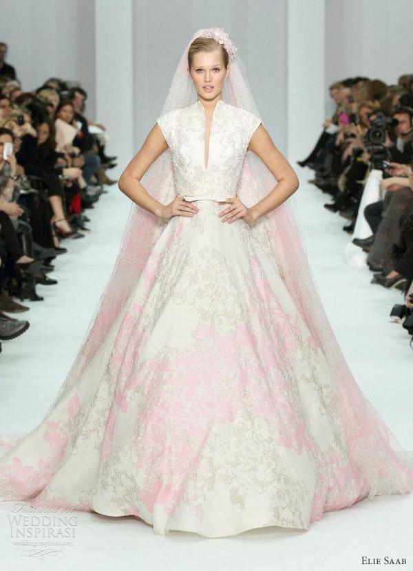 Elie Saab Wedding Dresses.Elie Saab Spring 2012 Couture Wedding Inspirasi