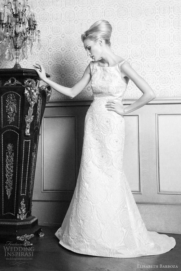 elisabeth barboza bridal 2012