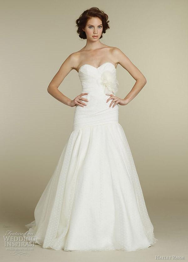 hayley paige wedding dresses - 2012 Harper