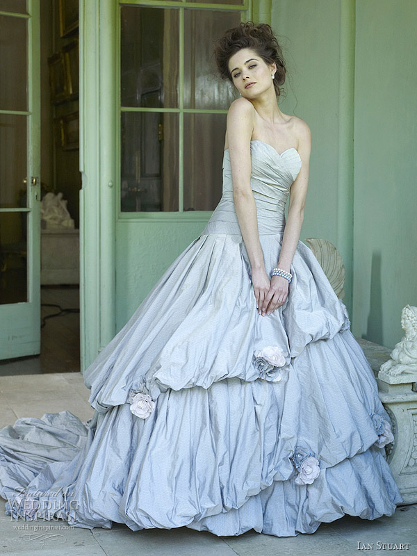 Ian Stuart 2012 Verbier Wedding Dress