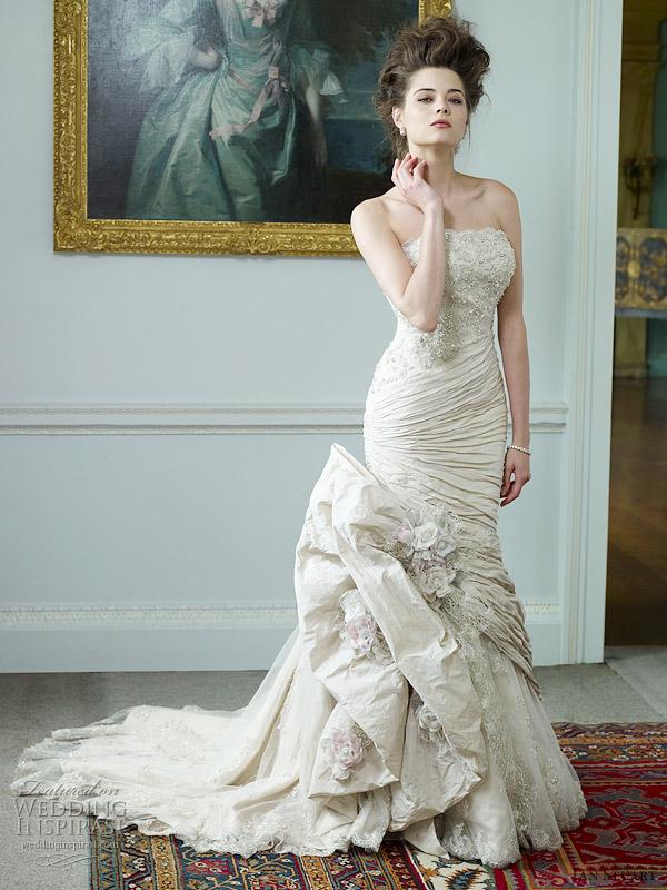 ian stuart 2012 wedding dresses - chevallier