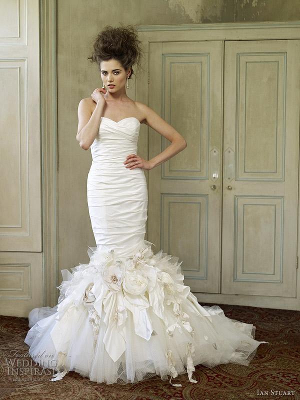 ian stuart bridal 2012 - Vauderville wedding dress