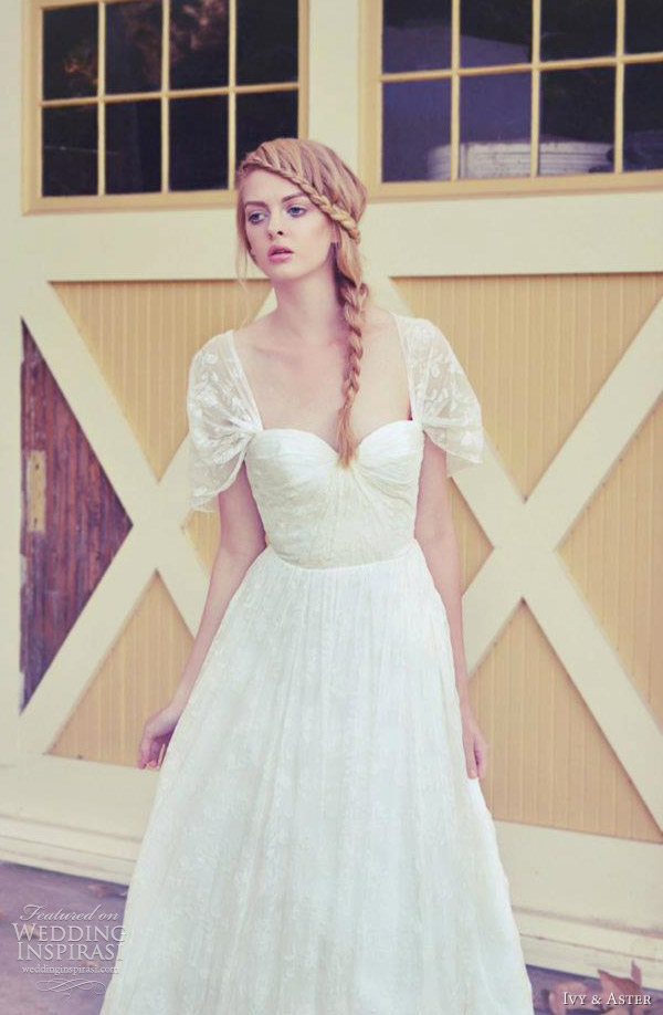 ivy aster 2012 oh joy wedding dress