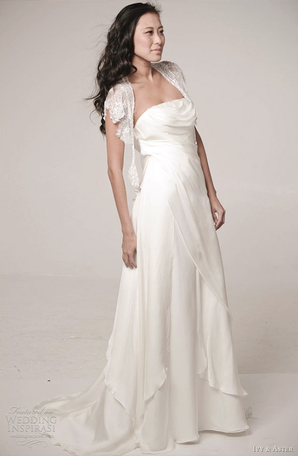 ivy aster 2012 willow wedding dress