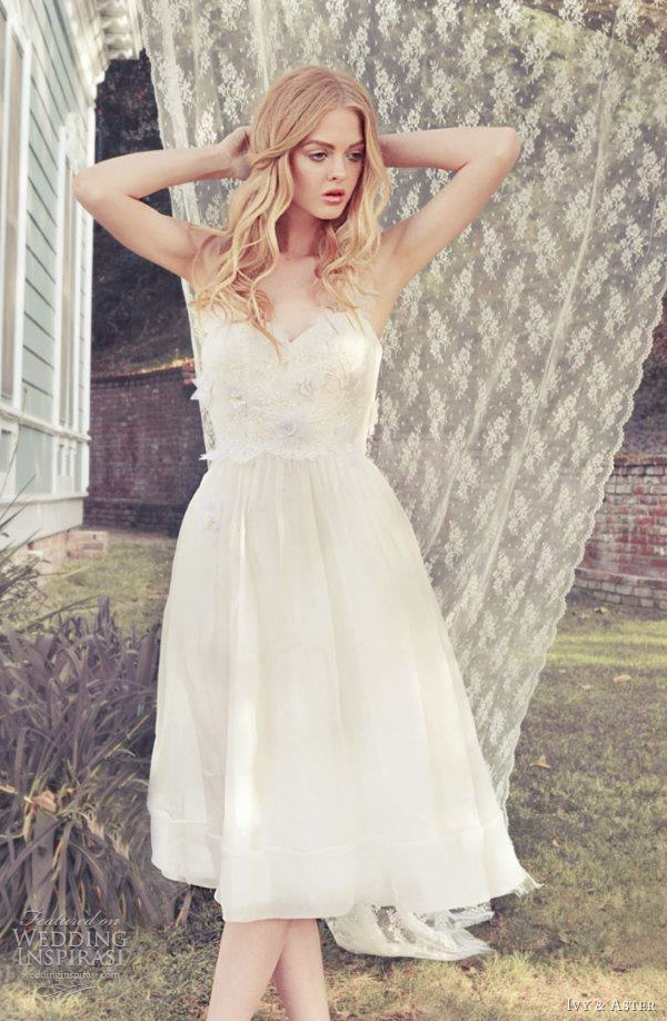 ivy aster wedding dresses spring 2012