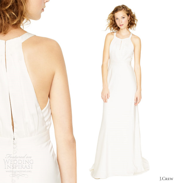 j crew weddnig dresses 2012