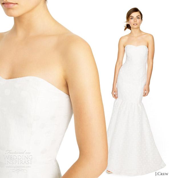 jcrew bridal spring 2012
