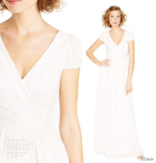 jcrew wedding spring 2012