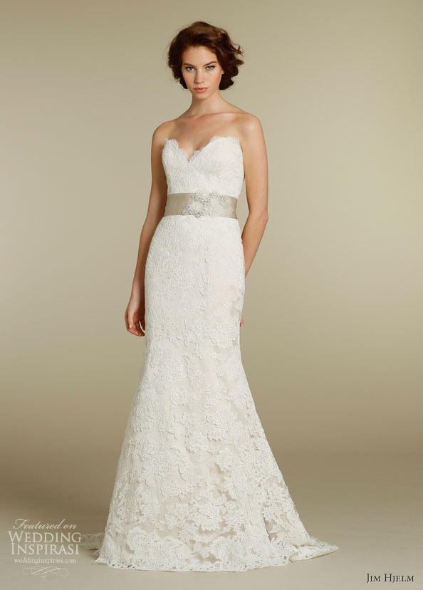 Jim Hjelm Wedding Dresses Spring 2012 | Wedding Inspirasi