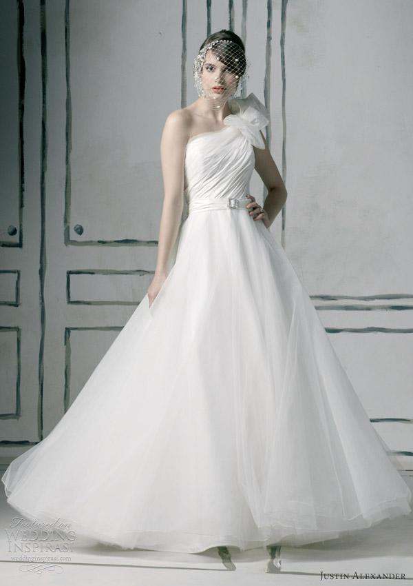 justin alexander bridal 2012  style 8528