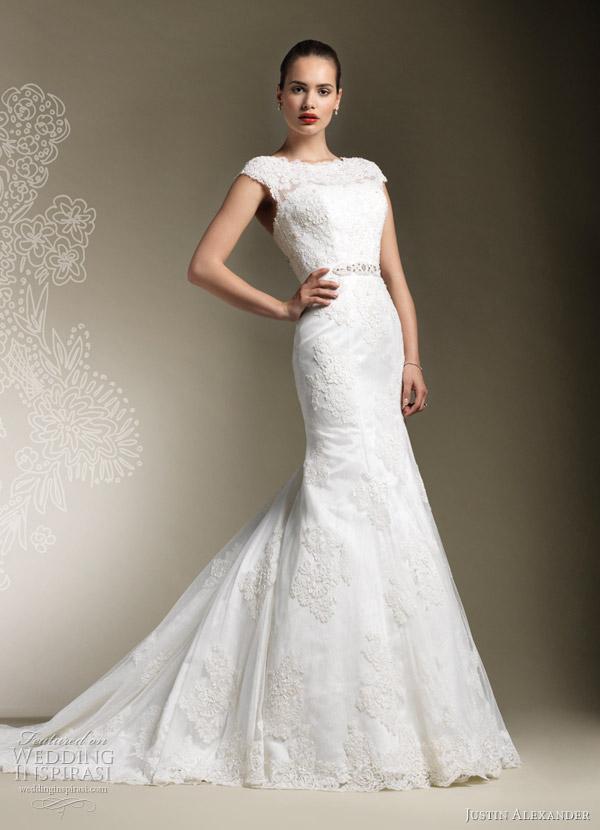 justin alexander wedding dresses 2012 8600