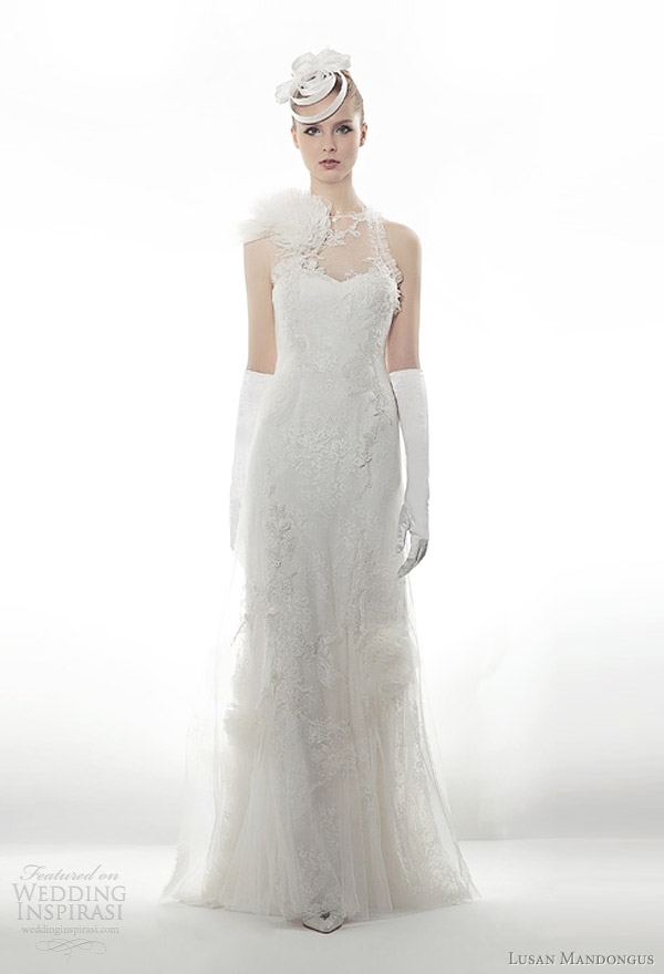 Lusan Mandongus 2012 Wedding Dresses Wedding Inspirasi