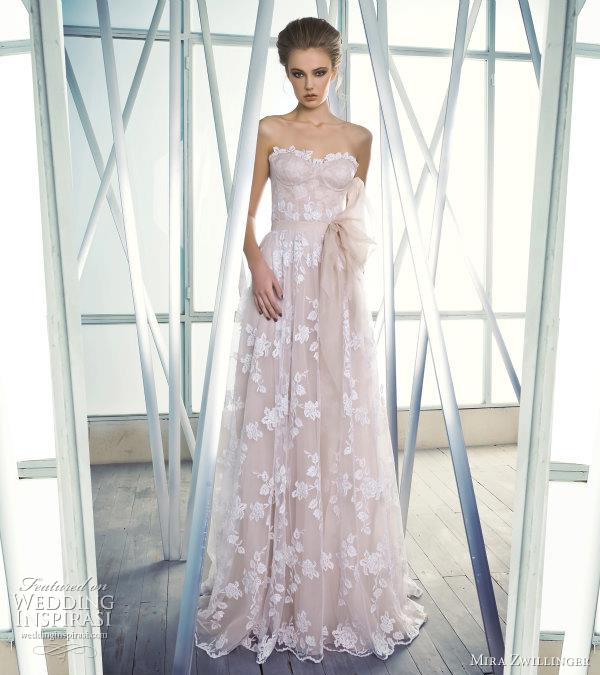 mira zwillinger 2012 wedding dresses