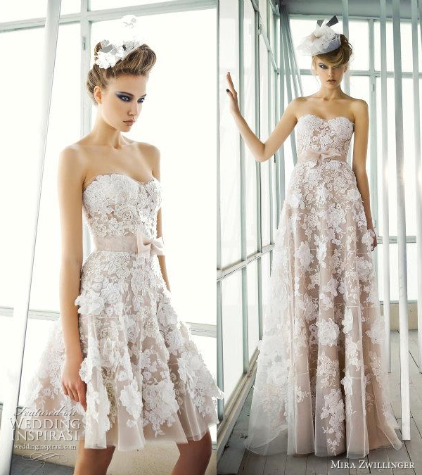 Mira Zwillinger is one of Israel 39s leading bridal designer and for the 2012