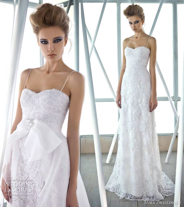 mira zwillinger couture wedding dresses 2012