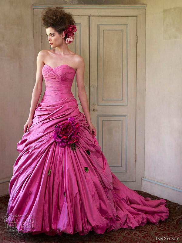 peony wedding dress 2012 - broadway