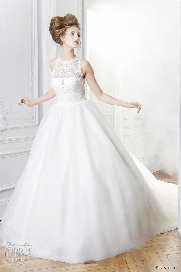 pronuptia feerie wedding dress 2012 - Etourdissante